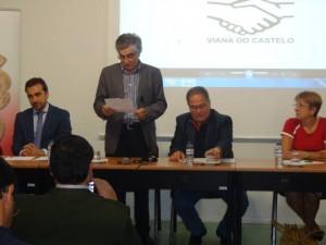 João Cruz UGT Sindeq Viana do Castelo