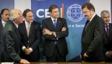 Carlos Silva UGT aumento salário minimo