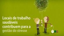 Locais de trabalho saudáveis contribuem para a gestão do stresse camoanha ugt sindeq